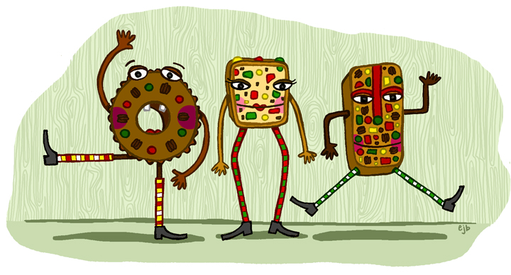 """Fruitcake"" by Emily Balsley (CC BY-NC 2.0)."