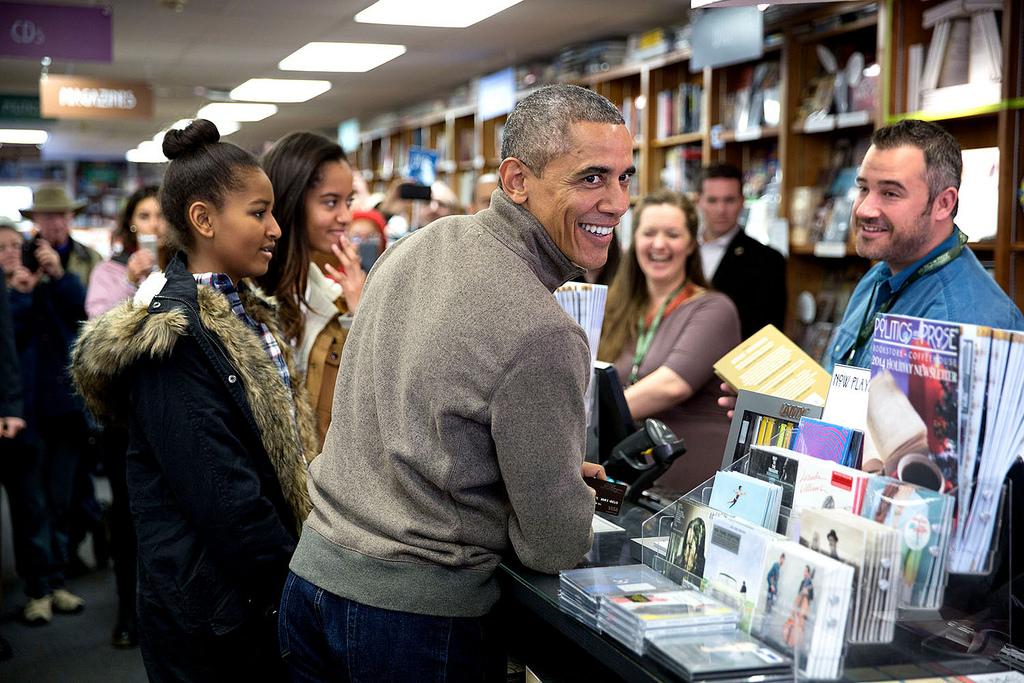 White House photo by Pete Souza, via Flickr