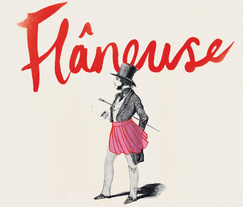 Flâneuse: Women Walk the City in Paris, New York, Tokyo ...