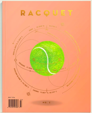 Buy Racquet's Second Issue