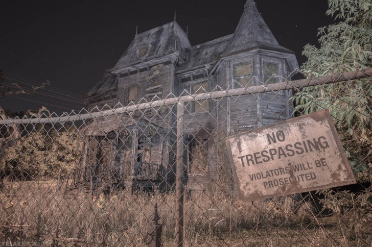 Pennywise's House: image by Freaktography (CC BY-NC-ND 2.0).