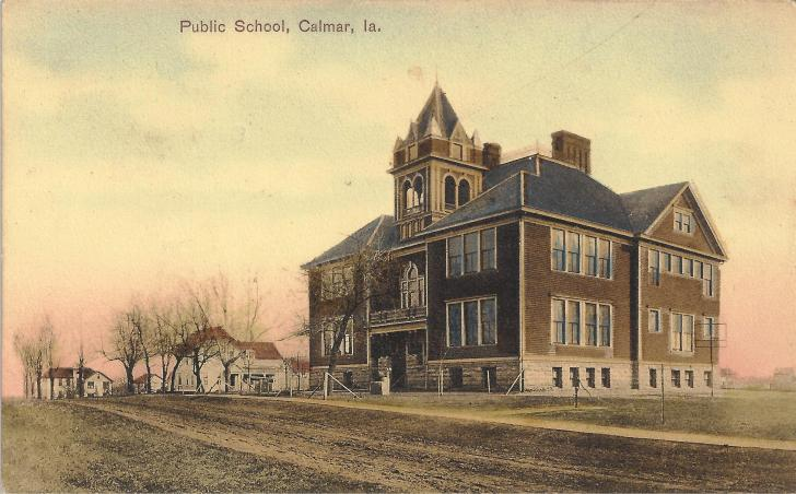 An Iowa public school. Photo by photolibrarian
