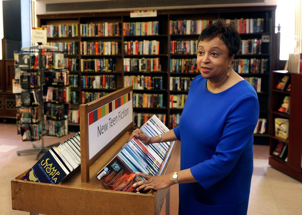 Librarian of Congress