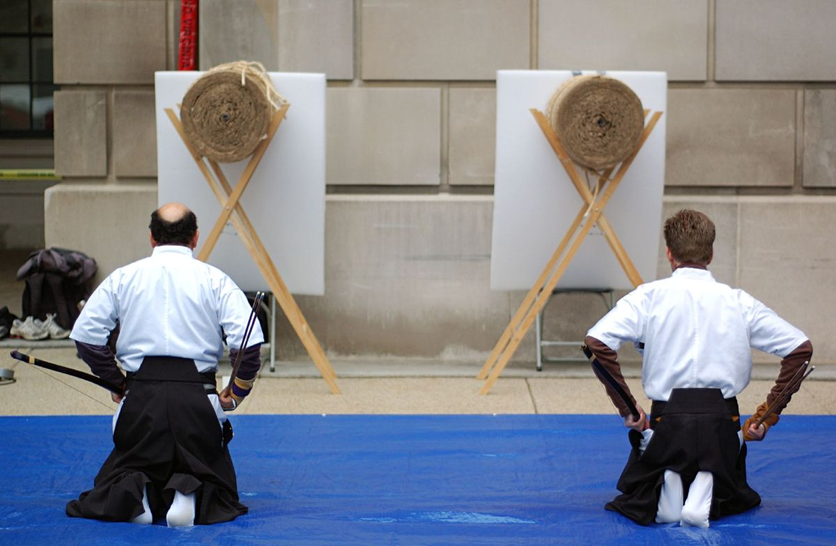 On Mastery: Learning Kyudo — One of Japan's Oldest and Most
