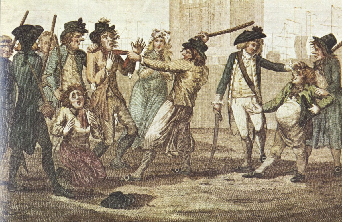 caricature-1780-press_gang