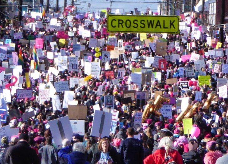 Women's March, Seattle