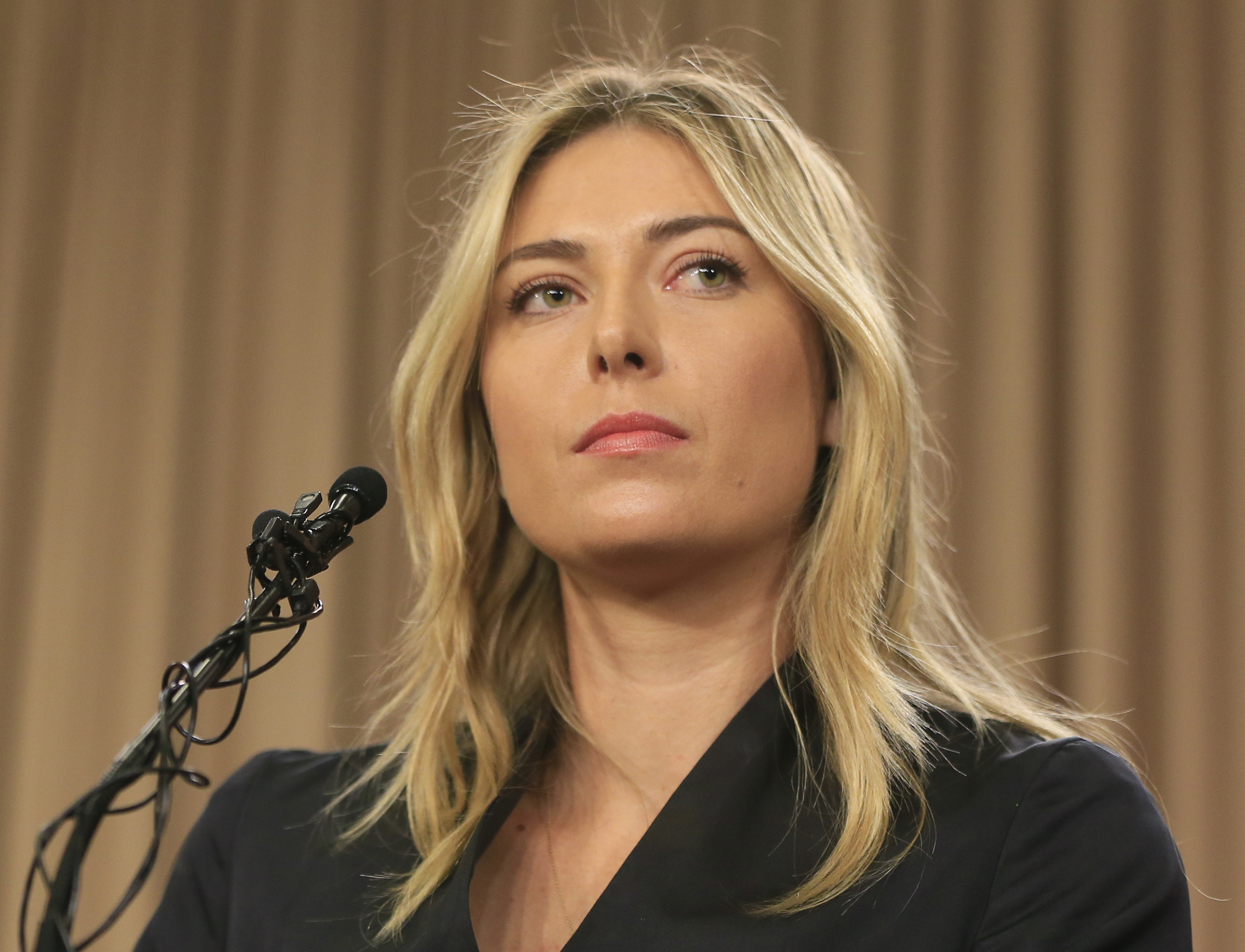 Maria Sharapova said that she is waiting for her chosen one 04/27/2017 78