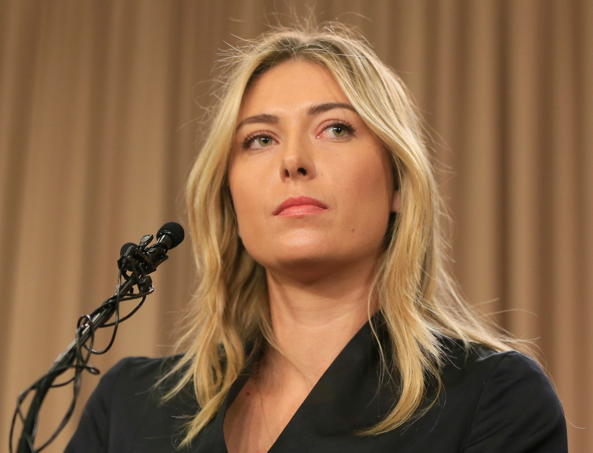 the reselling of maria sharapova