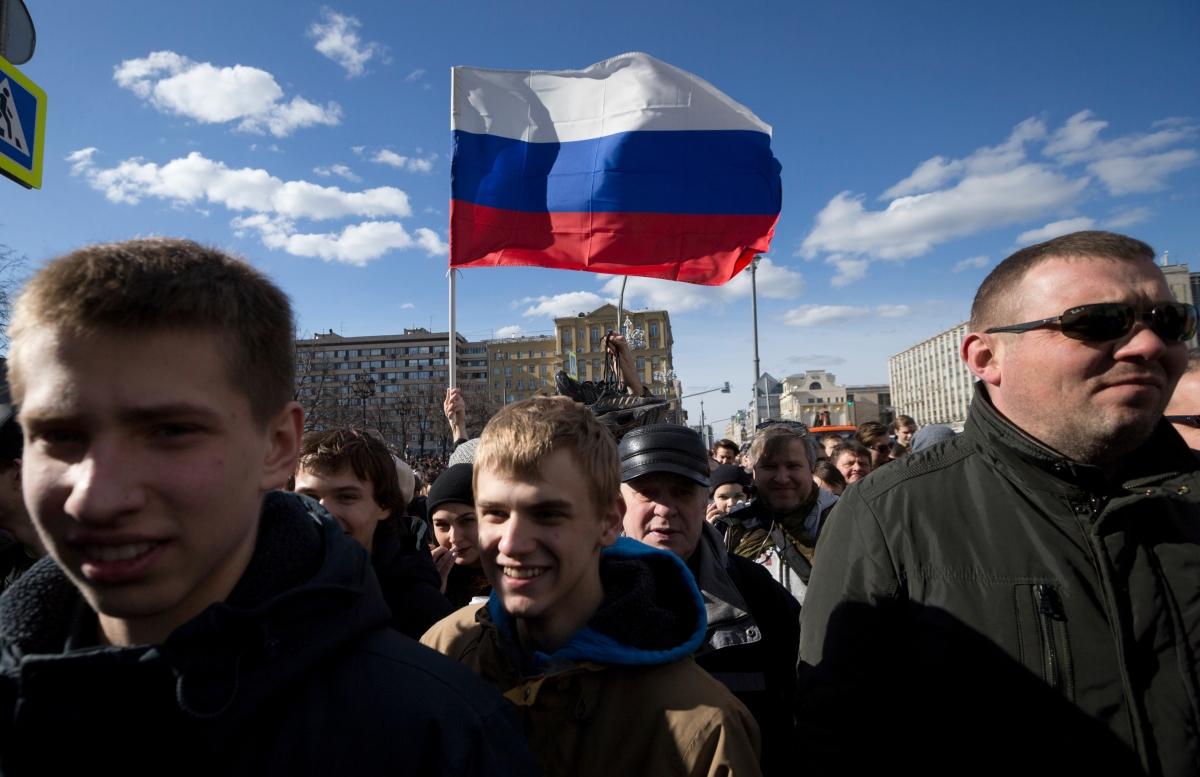 Are Regular Russians Ready to Take On Vladimir Putin?