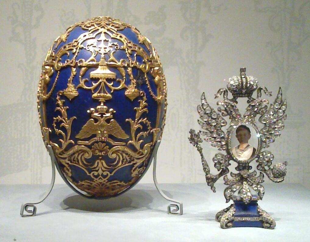 Tsarevich Fabergé Egg