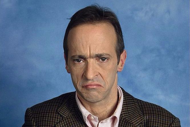 David Sedaris Is Depressed