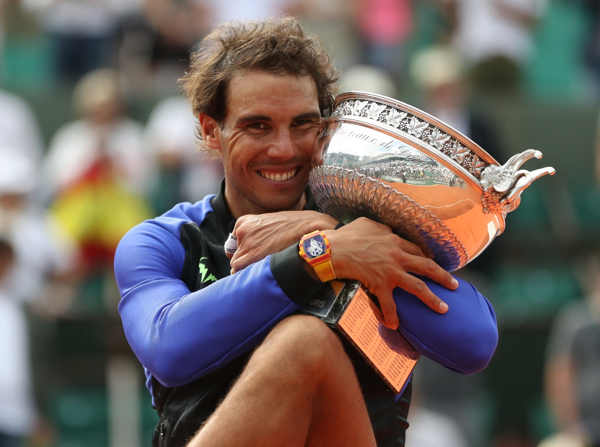 A Celebration of Rafael Nadal, the 'King of Clay'