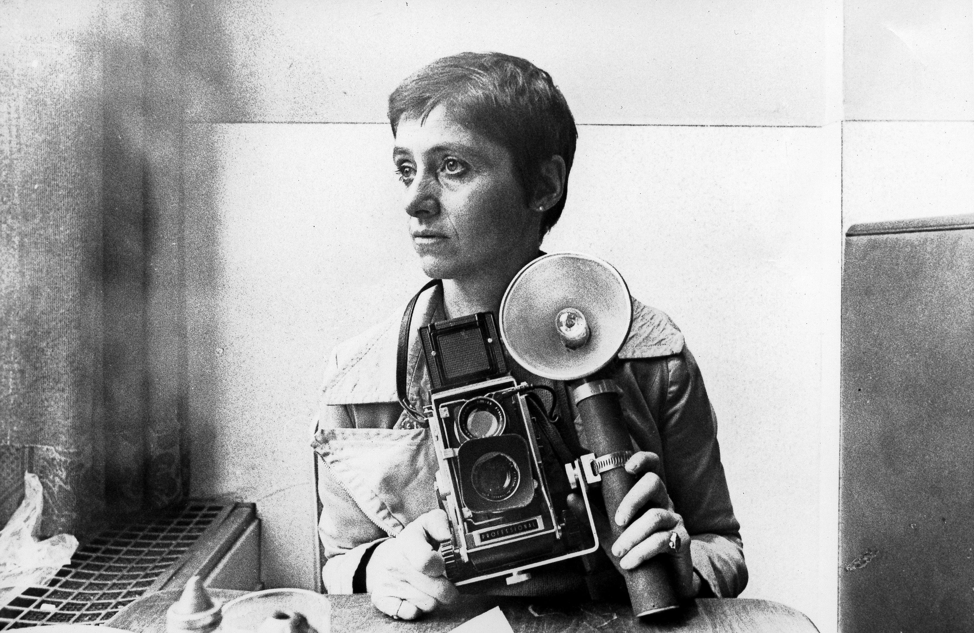Diane Arbus: Describing the Loneliness that Shames Us