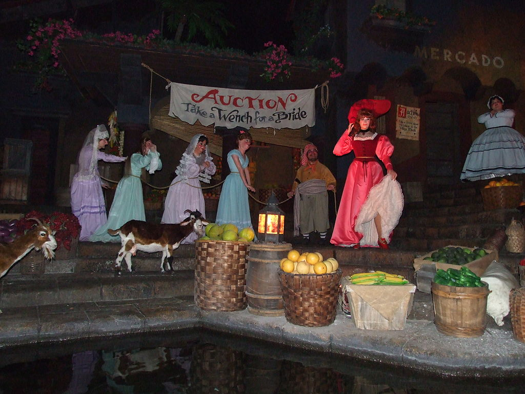 Pirates of the Caribbean, Wench Market