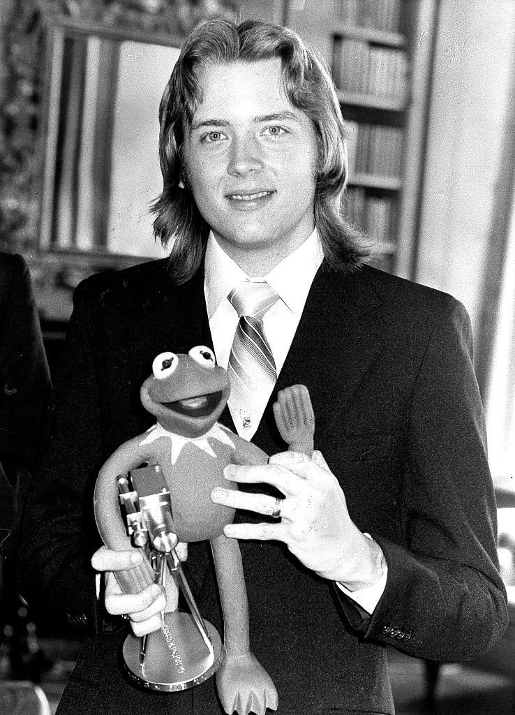 Goldene Kamera, Preisträger Steven Whitmire mit Kermit