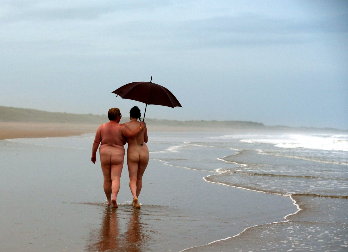 Opinion you holkham nudist beach
