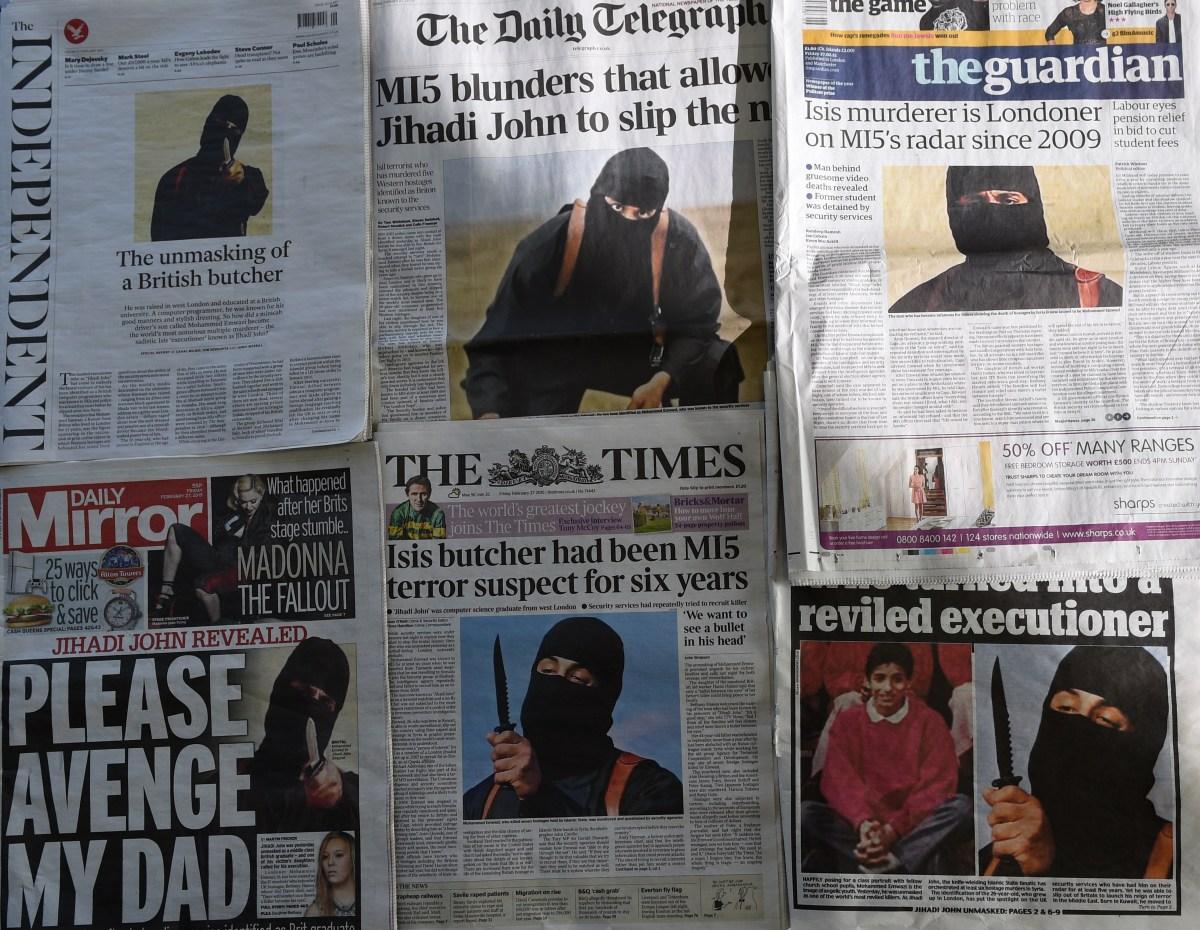 How a Journalist Uncovered the True Identity of Jihadi John
