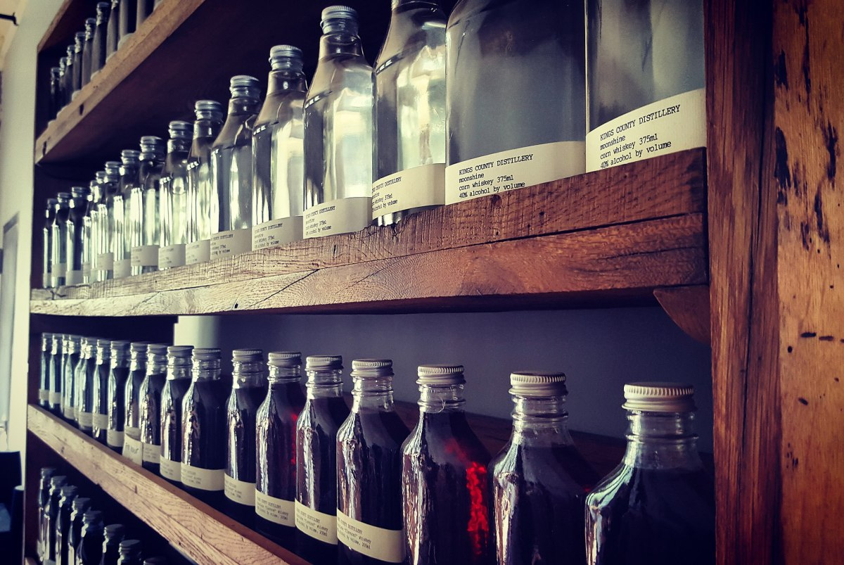 Moonshine: The Black Tradition of Distilling 'White Whiskey'