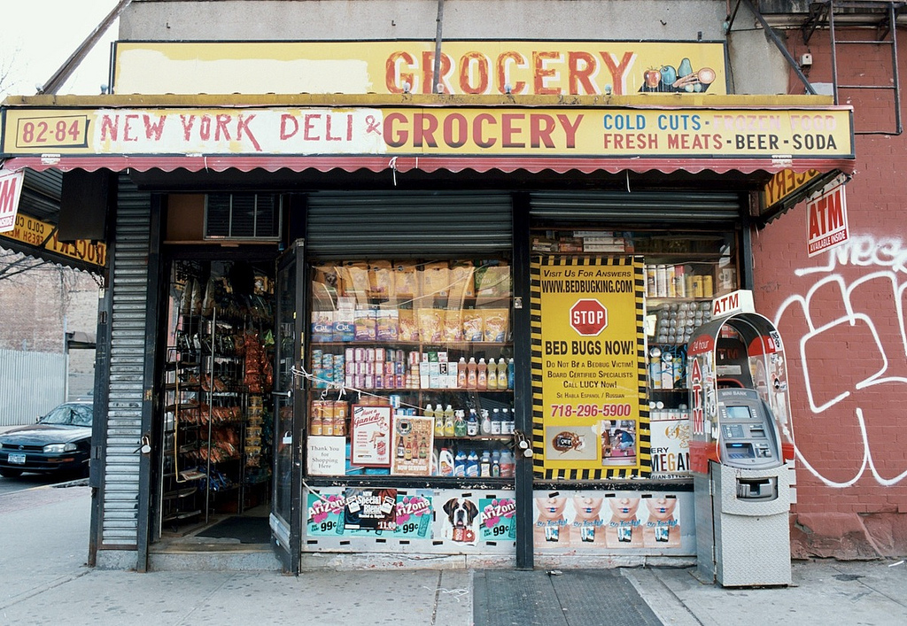Fast Food Restaurants In New York City Stats