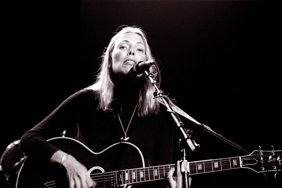 On Why Joni Mitchell Deserves Her Due