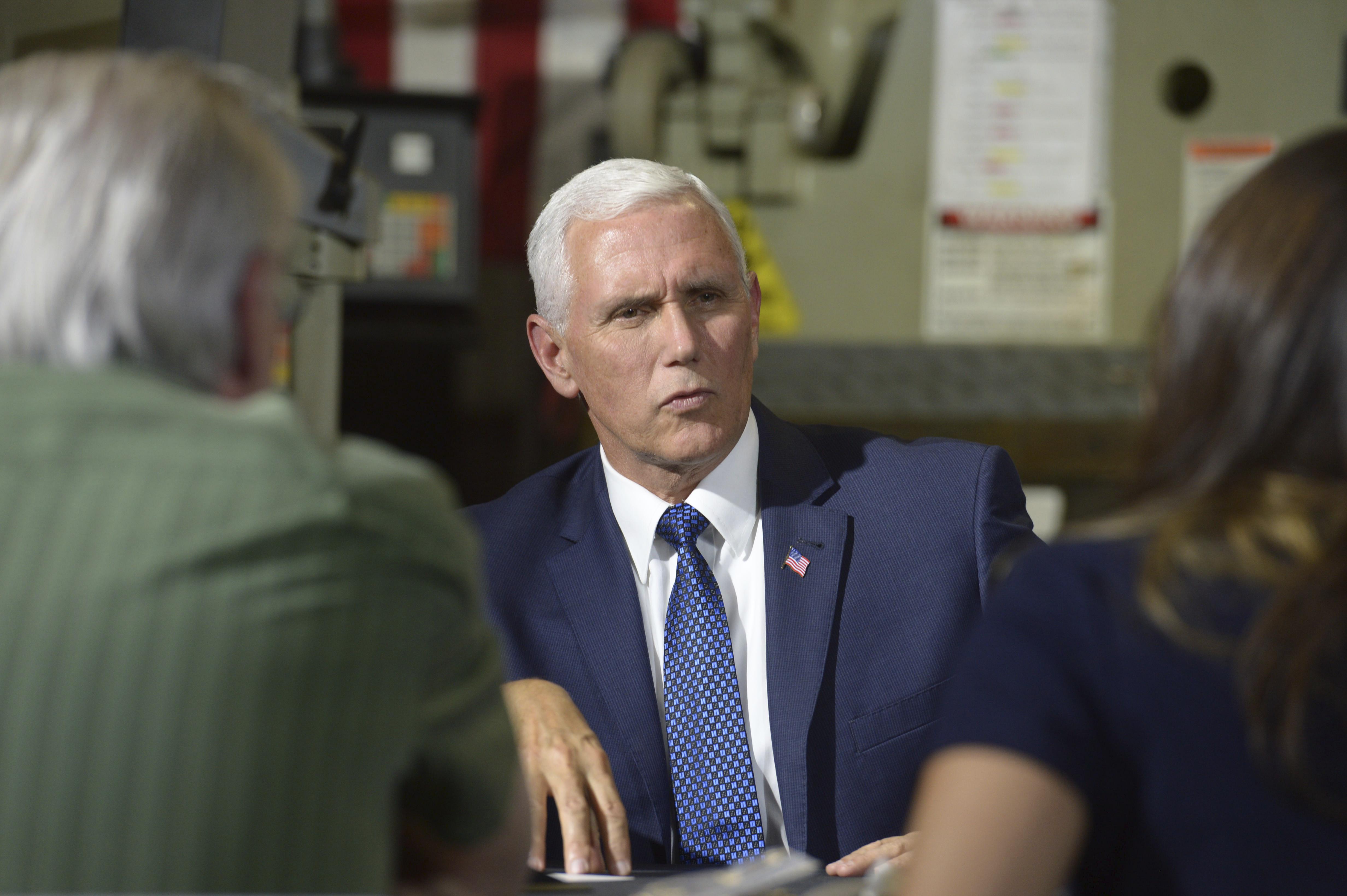 Fear of a Pence Presidency