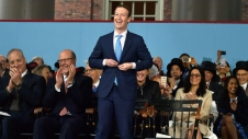 Mark Zuckerberg Would Like the Authority to Rule, Please