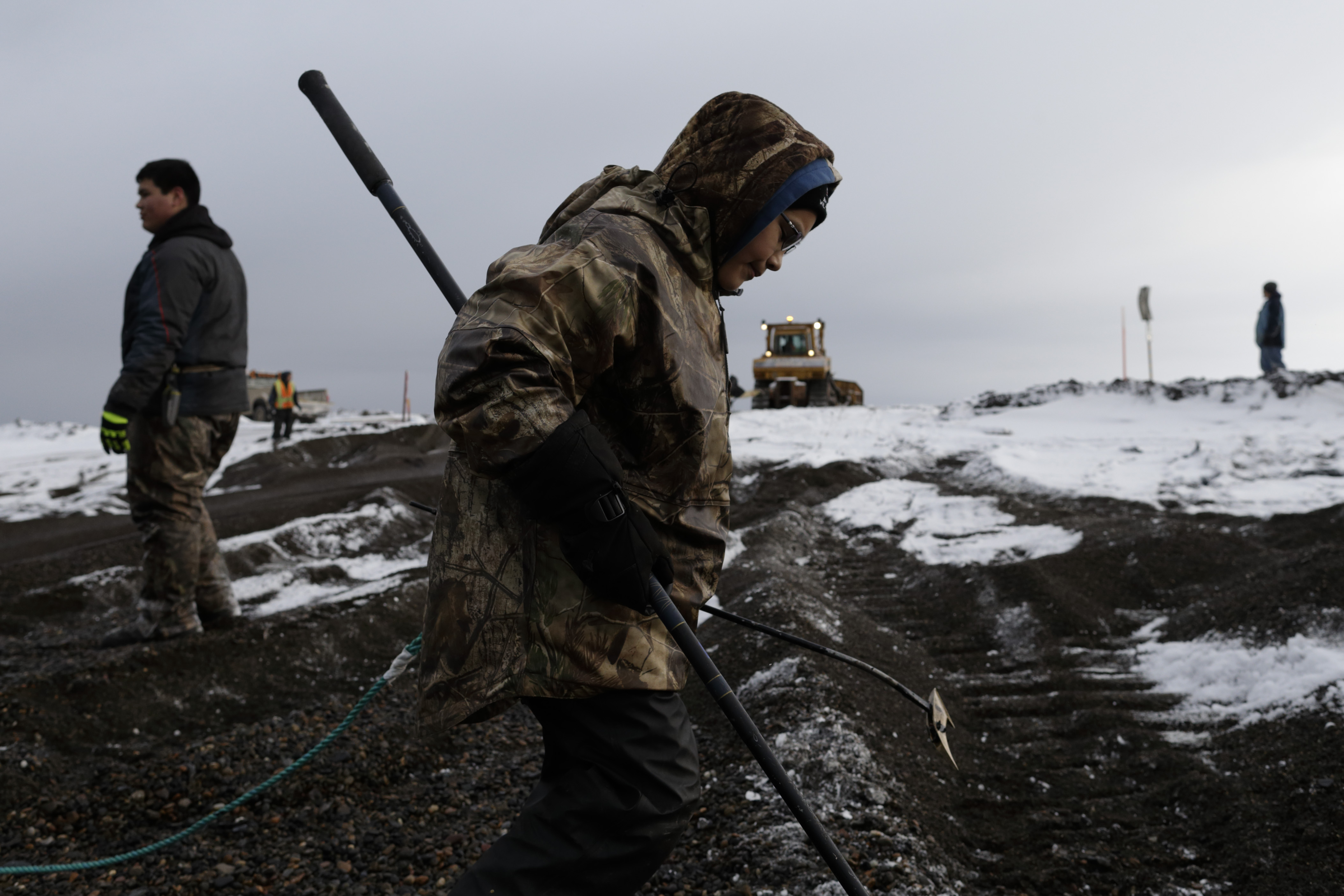 Climate Change Is Personal for These Alaskan Women
