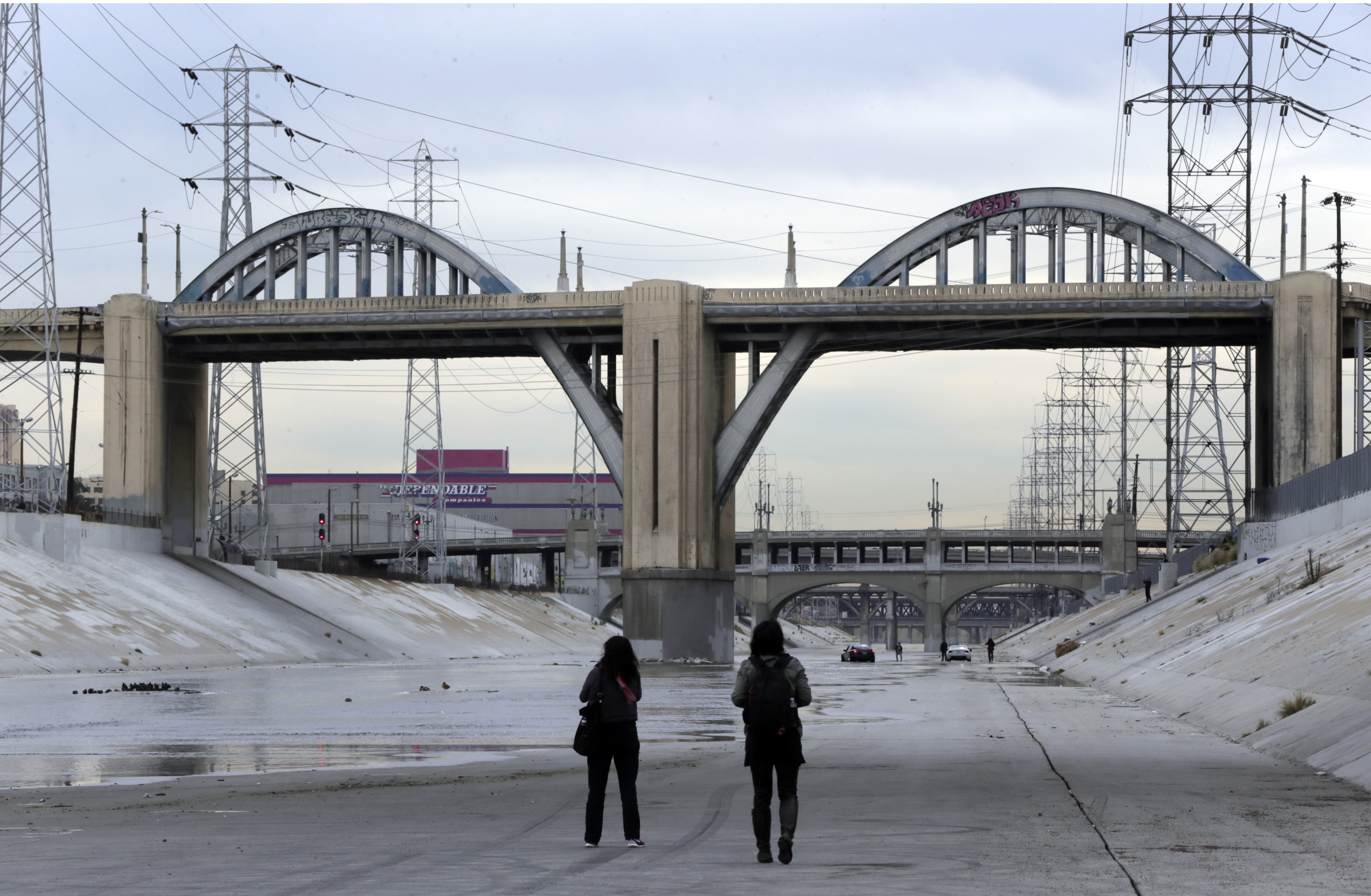 The Death and Birth of the Los Angeles River