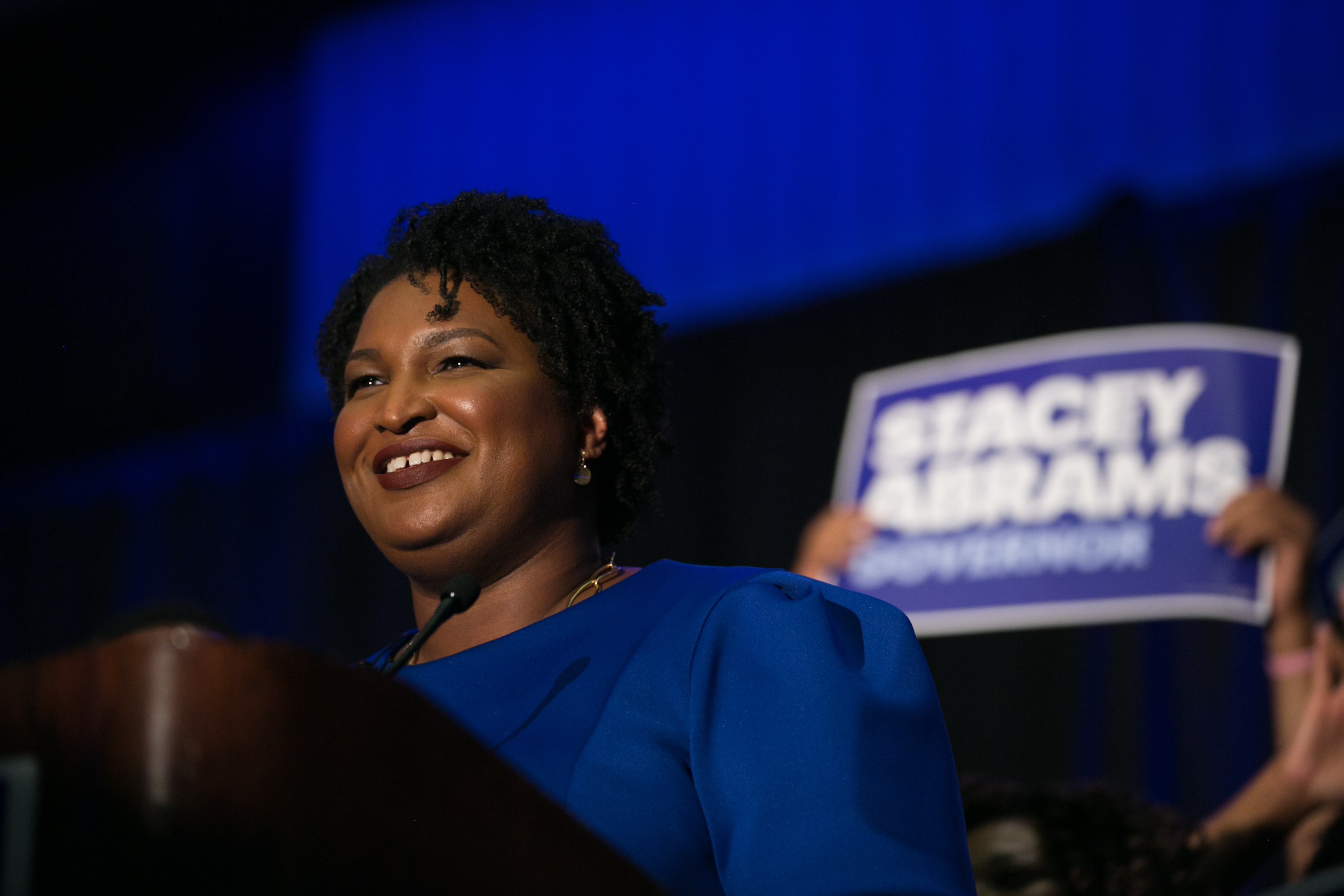 Stacey Abrams' Historic Win in Georgia: A Reading List