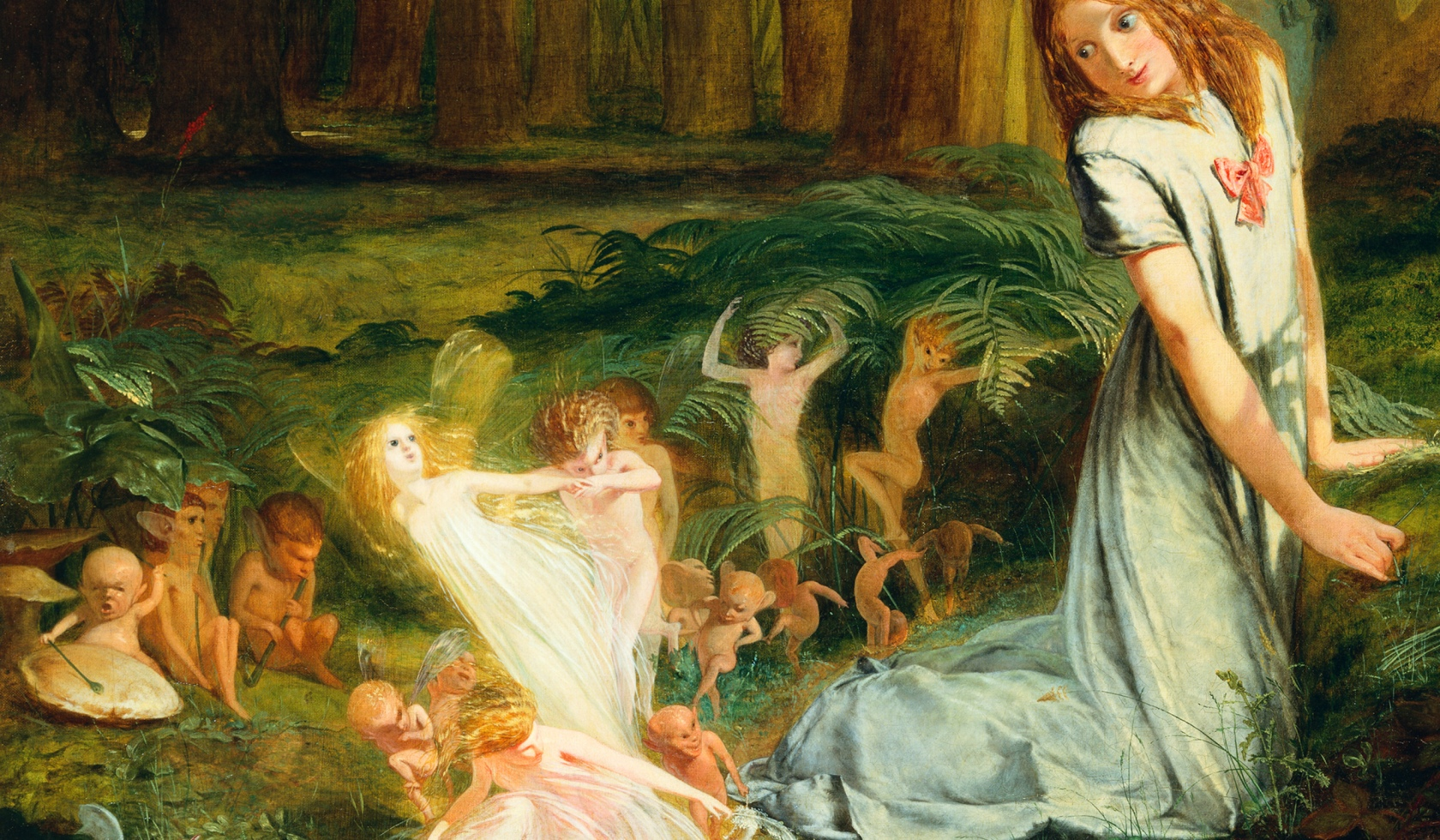 Fairy Scapegoats: A History of the Persecution of Changeling Children