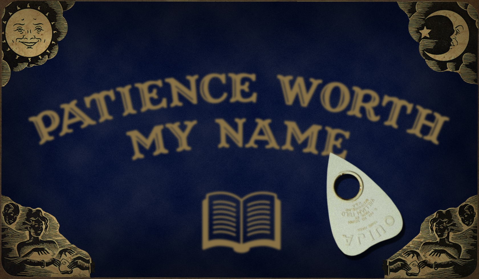 Ghost Writer The Story Of Patience Worth The Posthumous Author