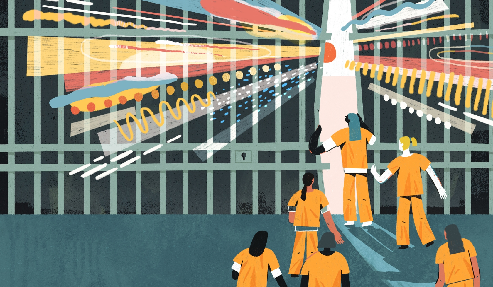 Stripped: The Search for Human Rights in US Women's Prisons