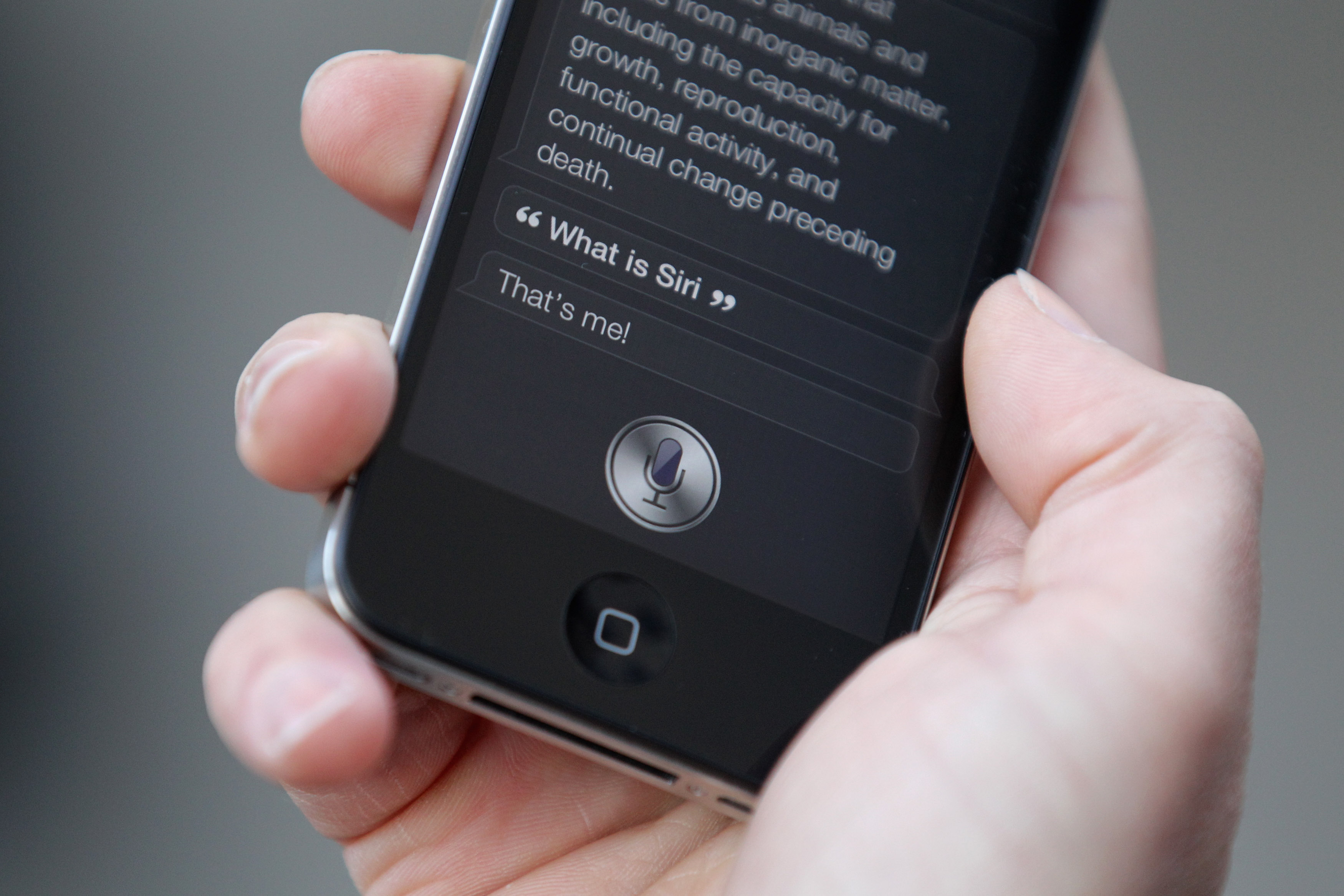 Should We Really Confide in Siri?