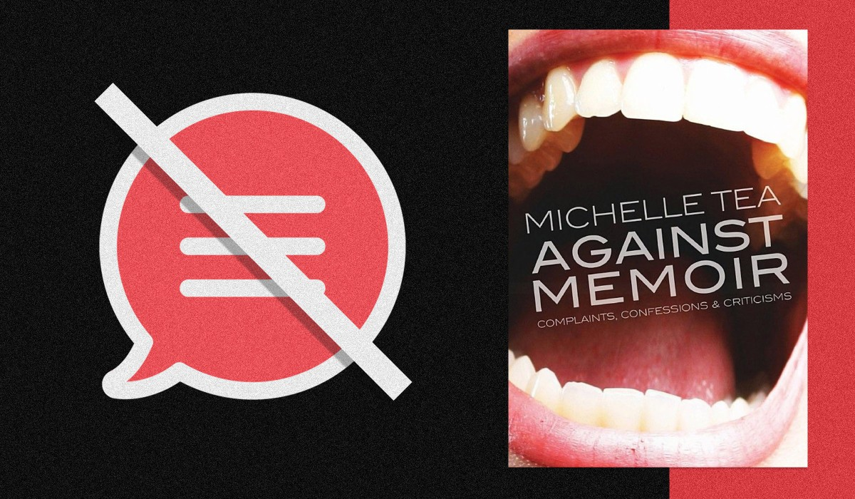 Michelle Tea And The Betrayal Of Queer Memoir Againstmemoirjpgw