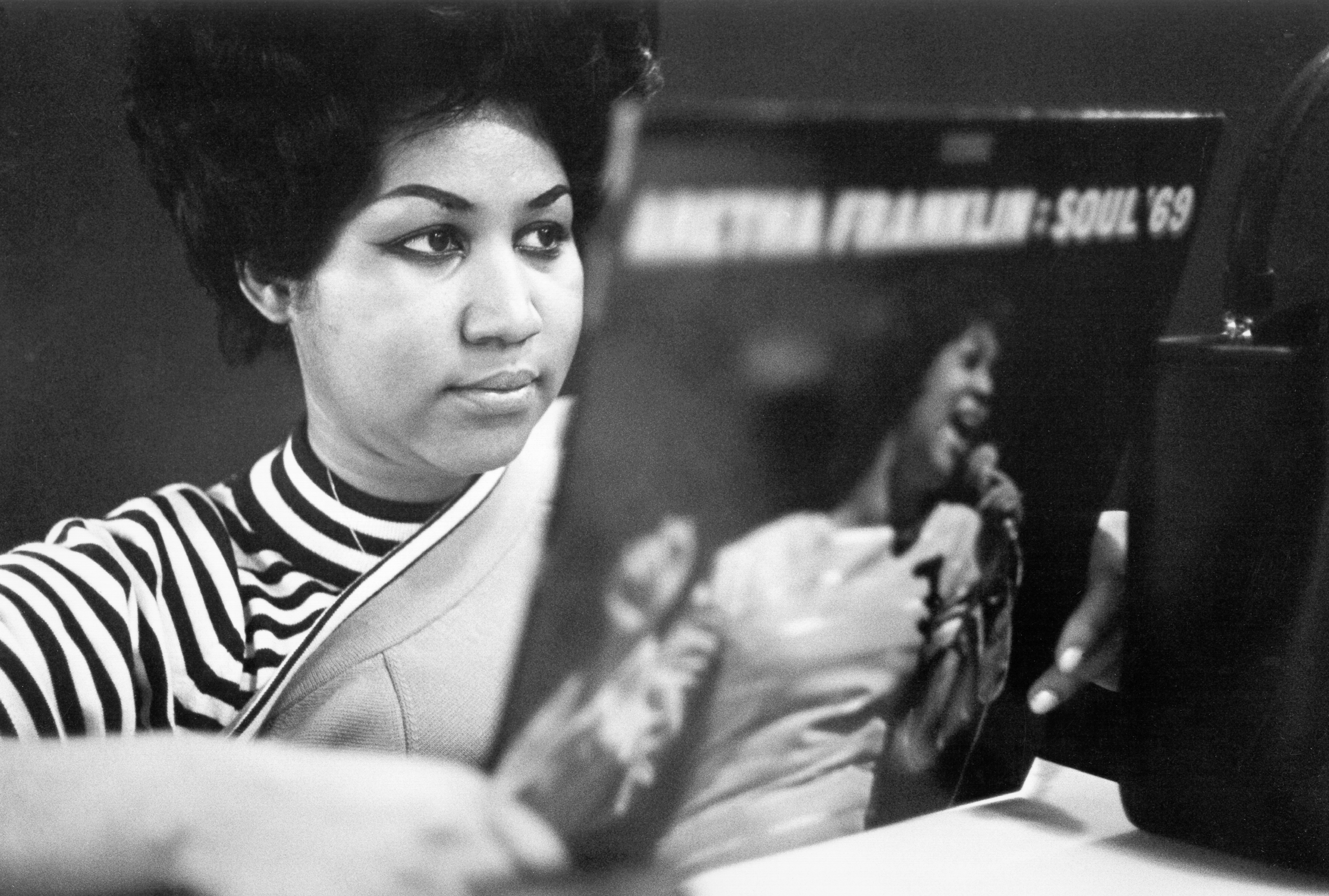 Twelve Longreads for Aretha Franklin