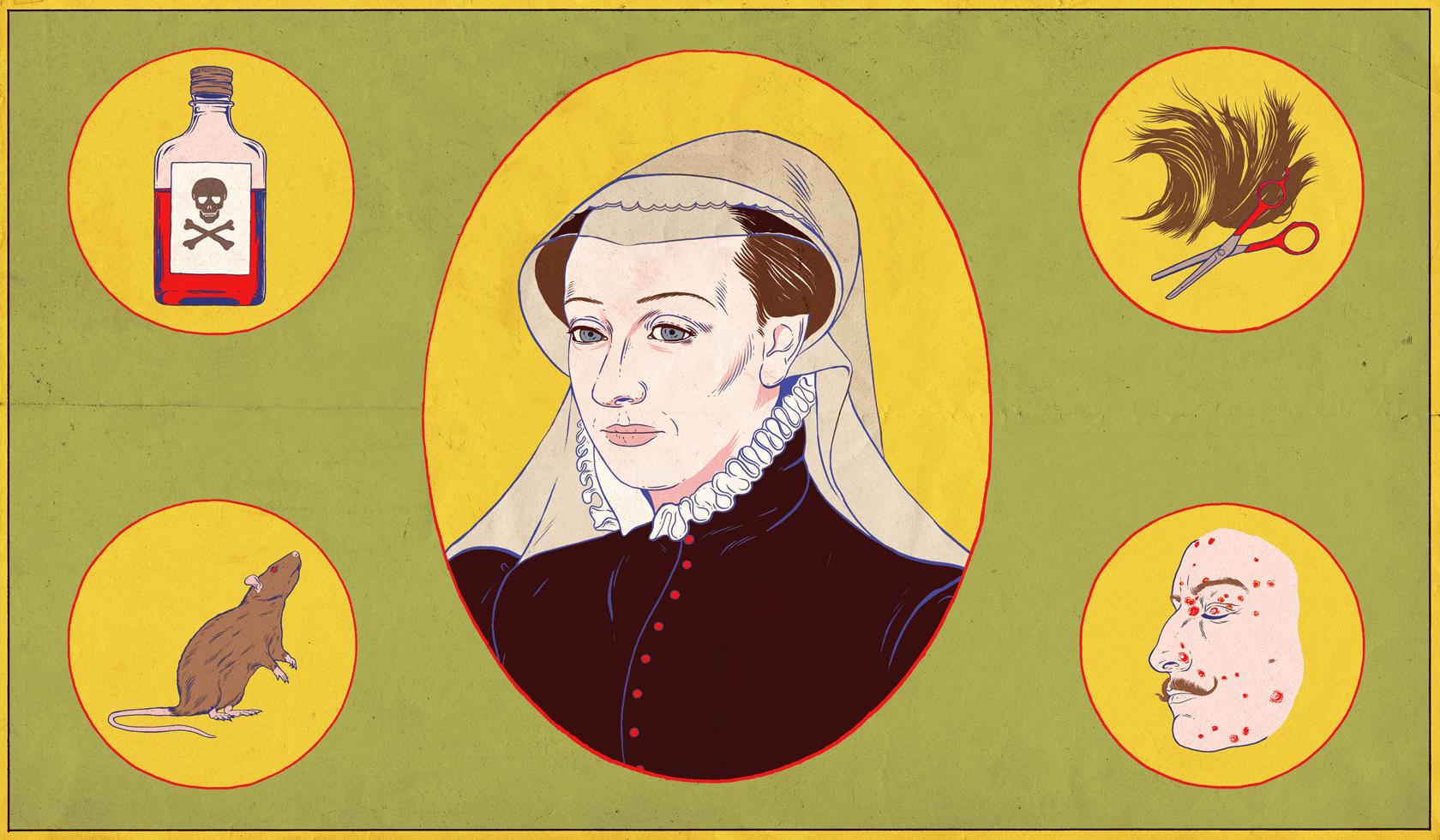 Queens Of Infamy The Rise Of Catherine De Medici
