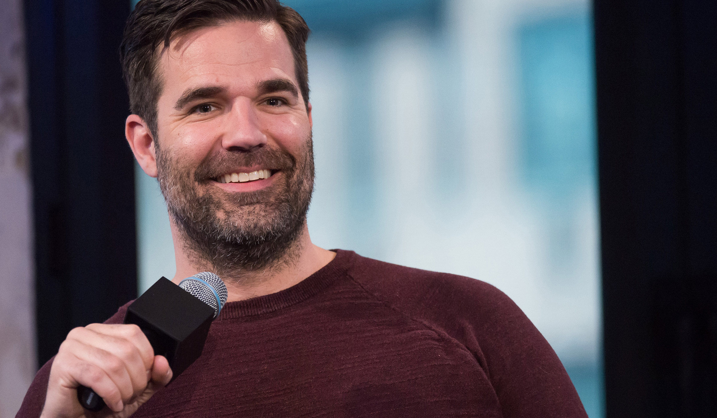 Rob Delaney and His Son's Cancer