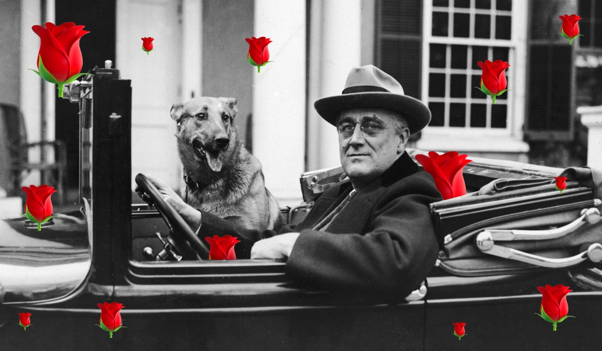 If the Rich Really Want To 'Do Good,' They Should Become Class Traitors Like FDR
