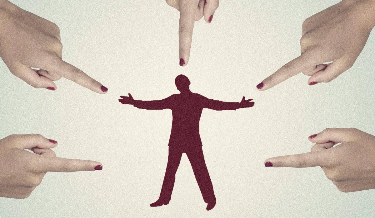 The Denial Diaries: On #MeToo Men With No Self-Awareness