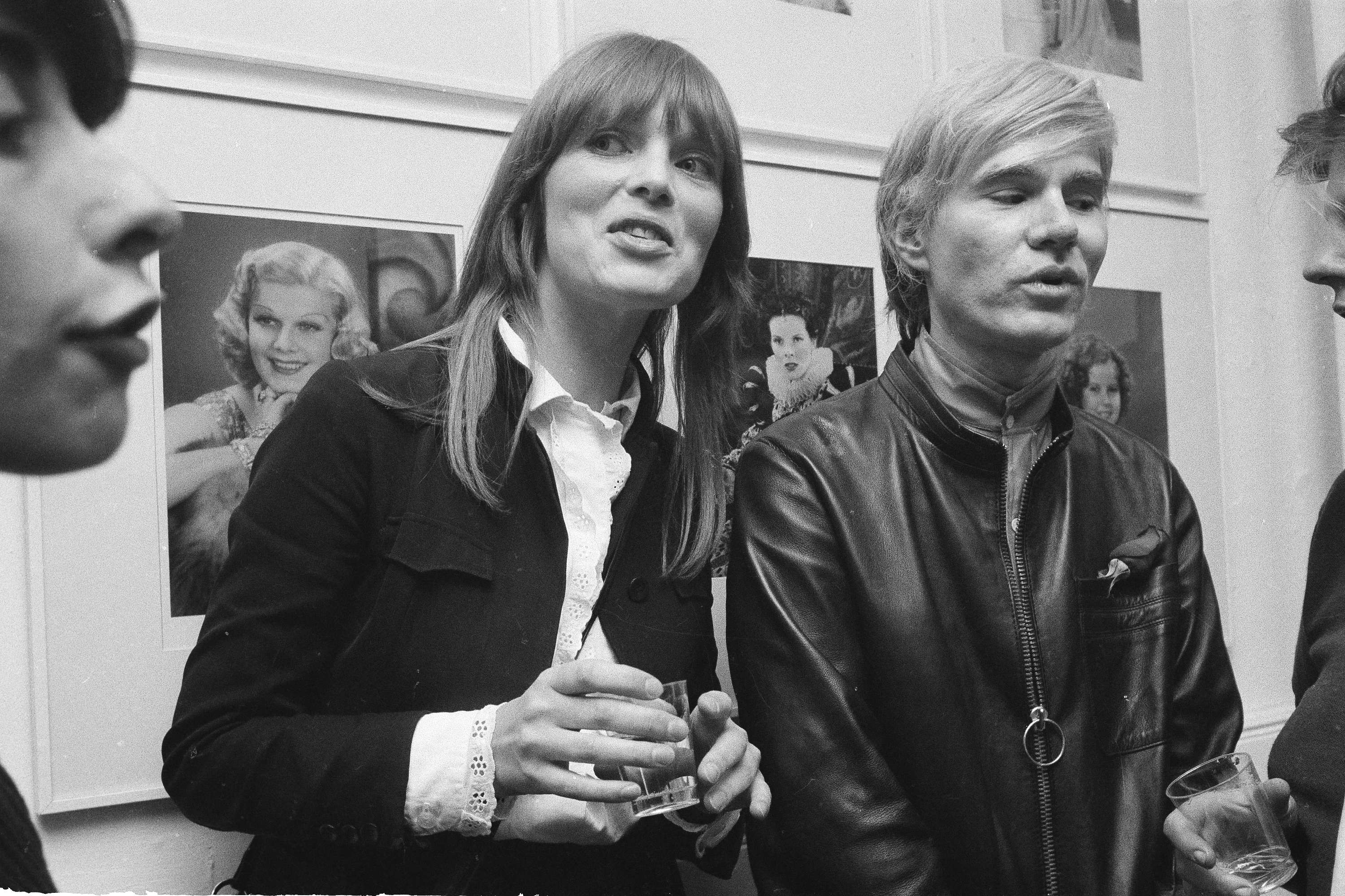 Image result for nico and andy warhol