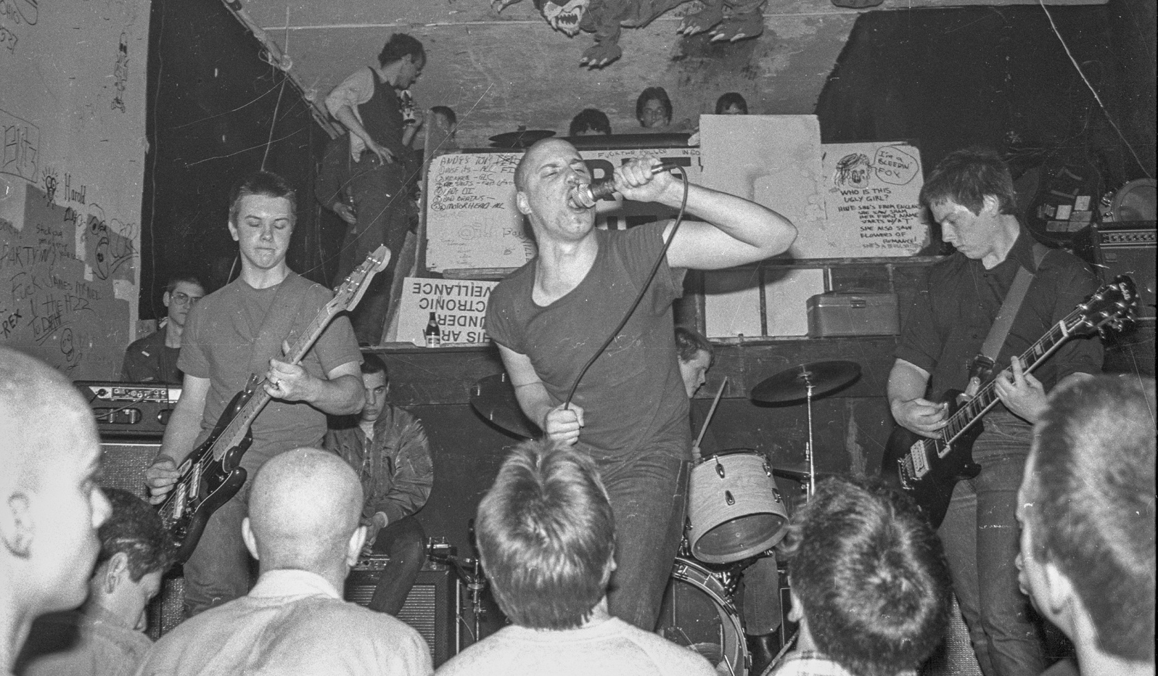 An Oral History of Detroit Punk Rock