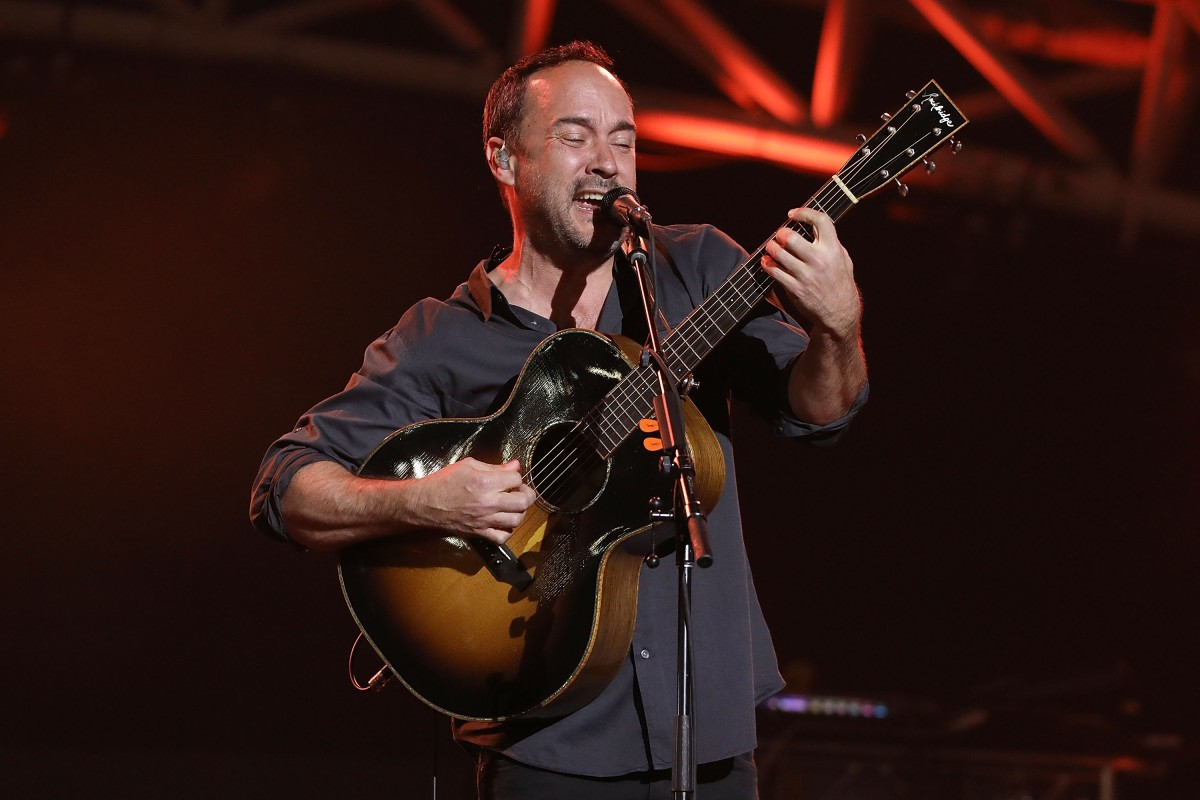 What Has Everyone Got Against Dave Matthews?