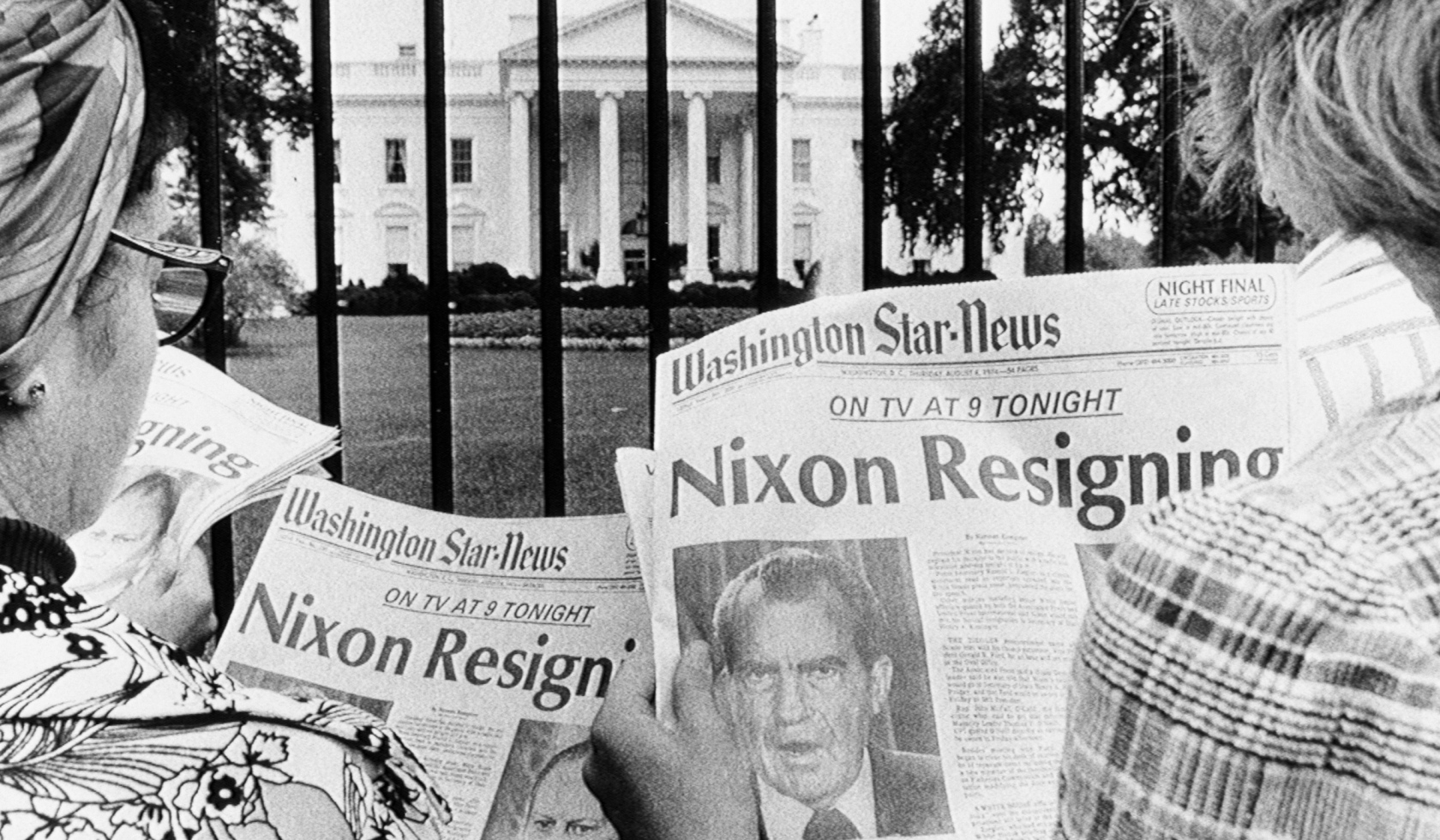 the second half of watergate was bigger worse and forgotten by the