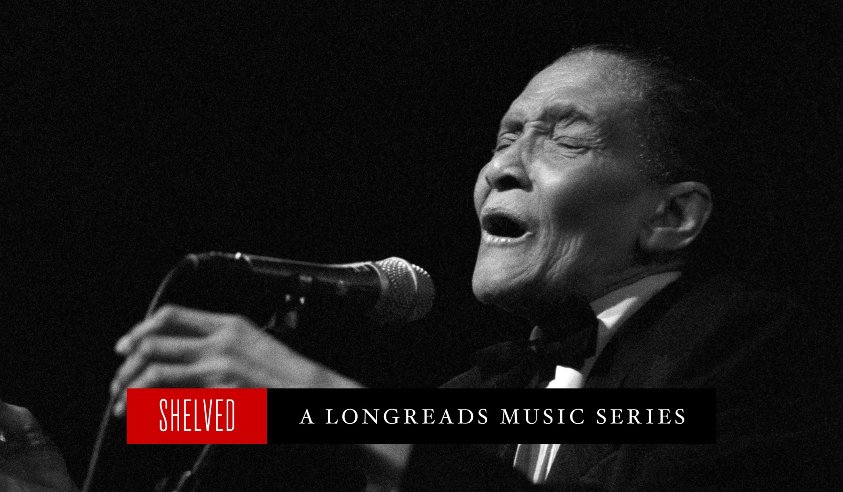 Shelved: Jimmy Scott's Falling In Love Is Wonderful