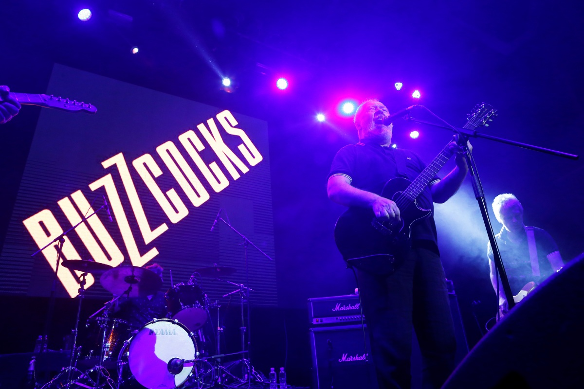 Remembering Pete Shelley of the Buzzcocks