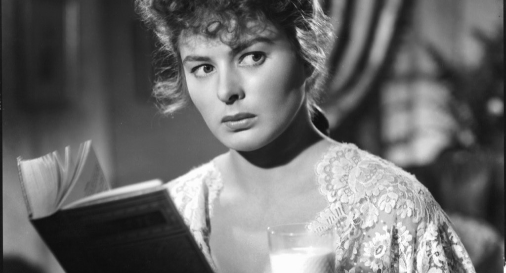 Ingrid Bergman early life