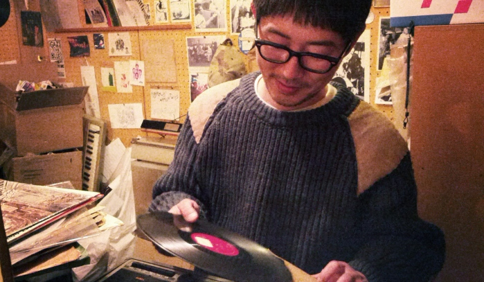 Selling Vintage Records in Tokyo