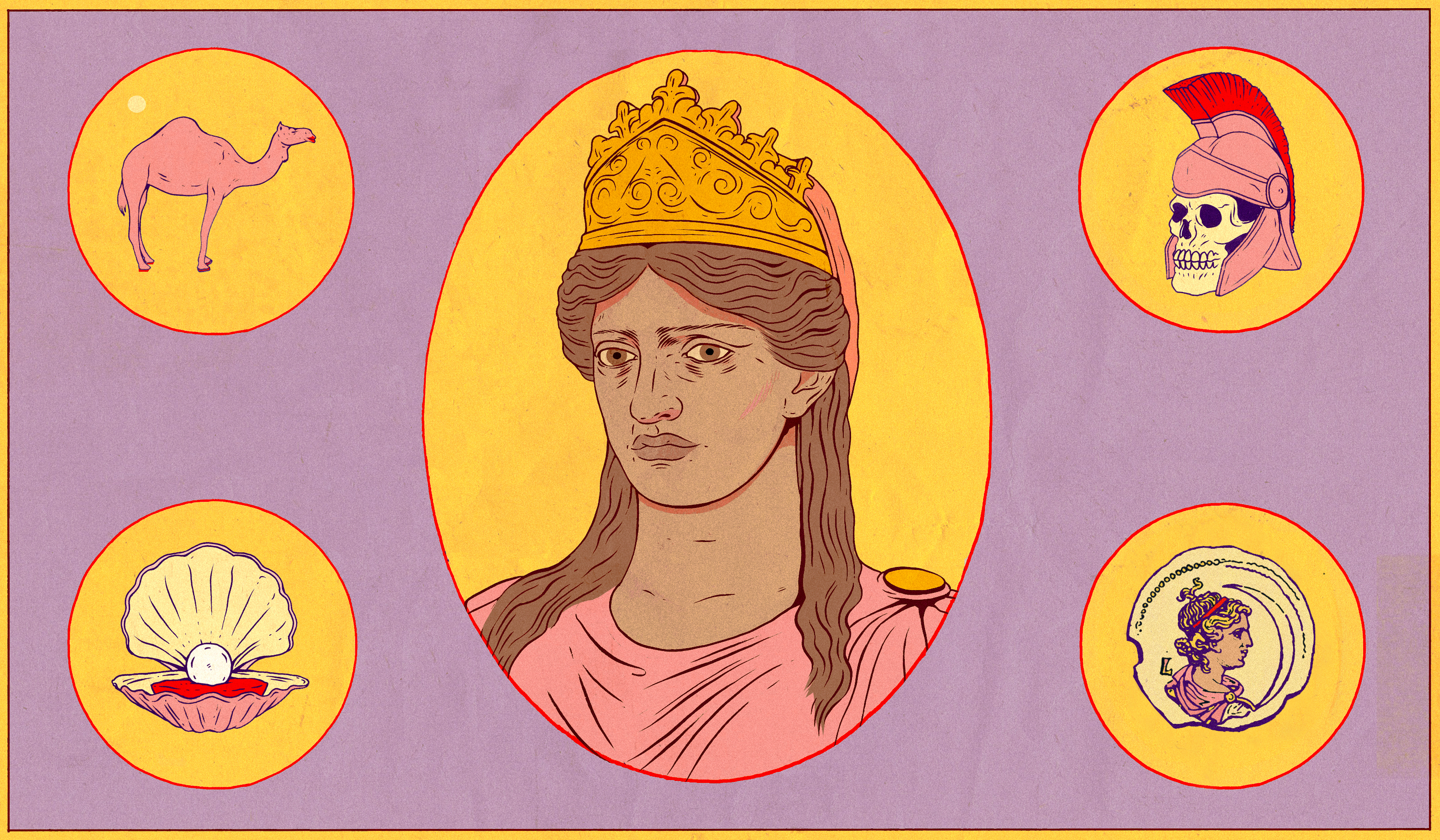 Queens of Infamy: Zenobia