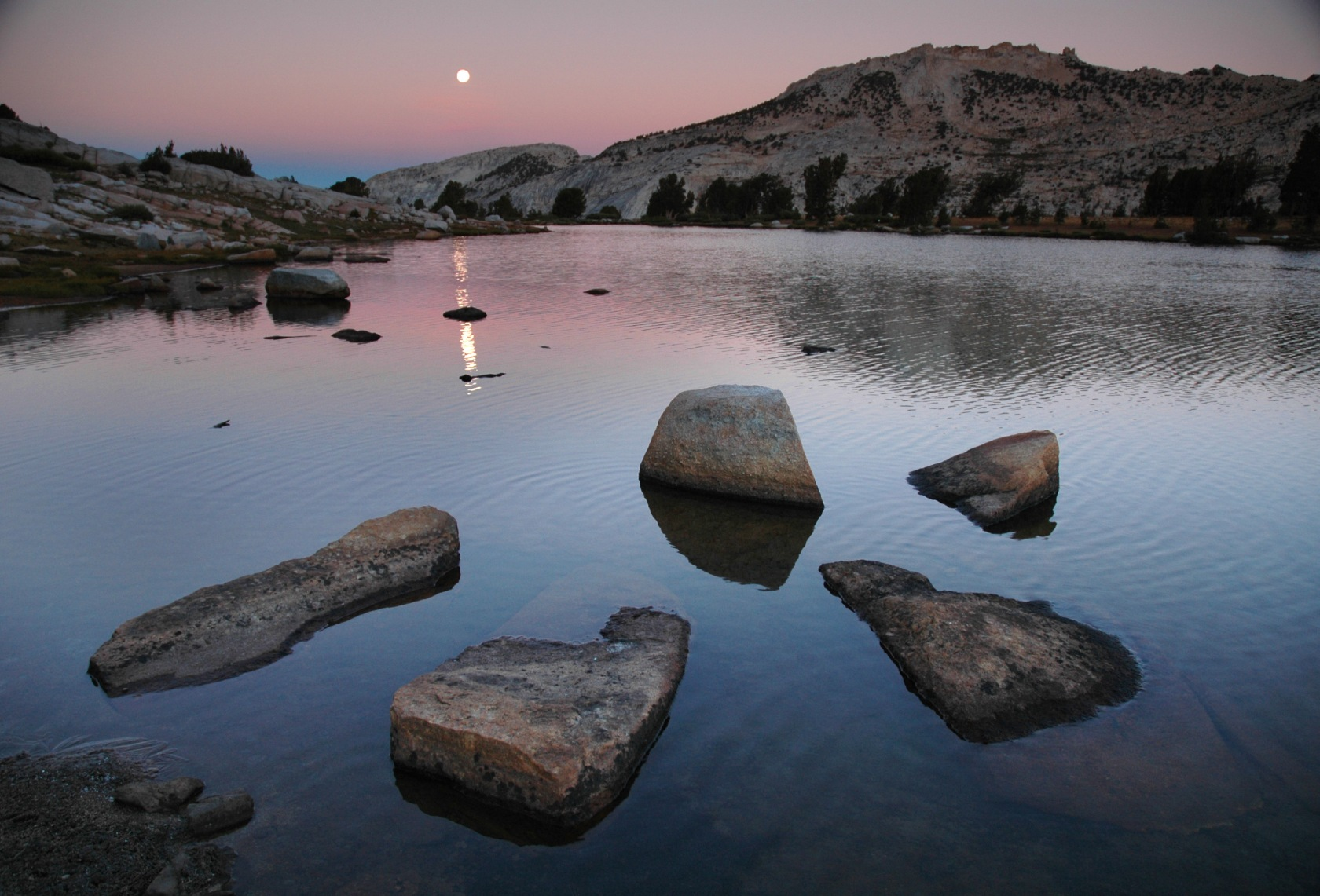 Twenty-Eight Days on the John Muir Trail