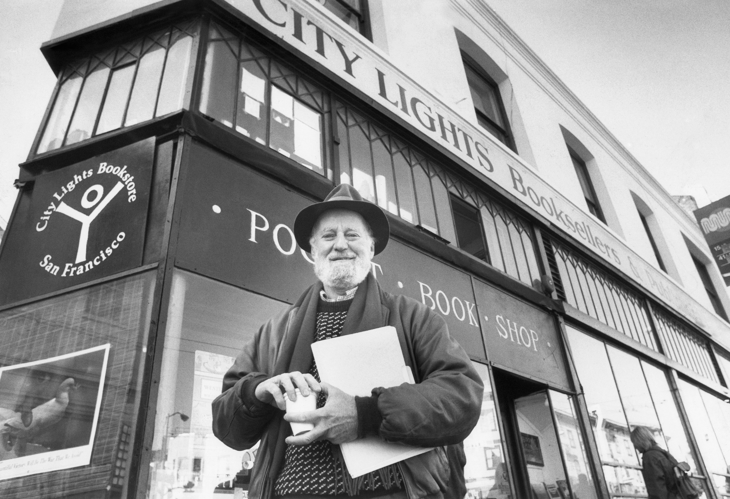 Lawrence Ferlinghetti at 100: A Reading List